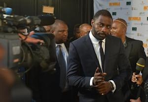 British actor Idris Elba, who plays the role of Nelson…