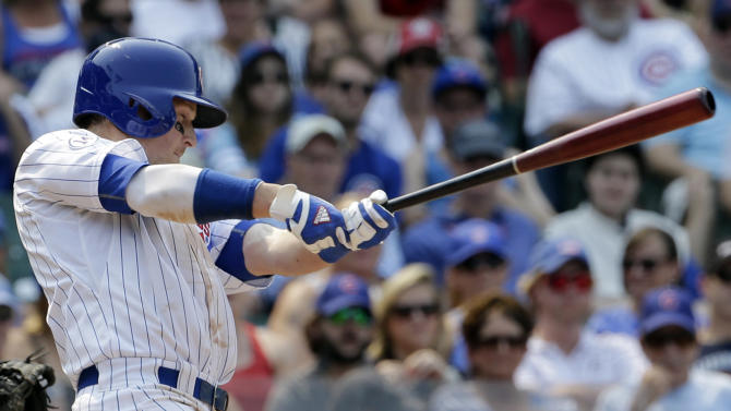 Coghlan, Hendricks lead Cubs to 2-0 win over Marlins