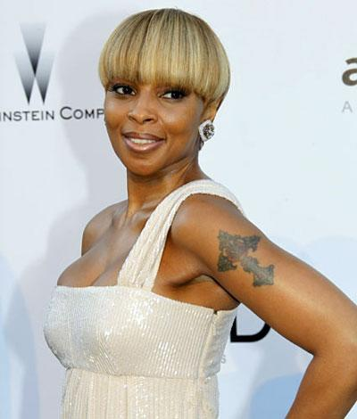 Mary J. Blige: A Relationship Is Like A Garden