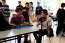 Watch teen solve a Rubik's Cube in a world-record 5.25 seconds