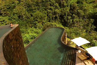 Ubud Hanging Gardens, Indonesia (Courtesy of Orient-Express Hotels, Trains & Cruises)