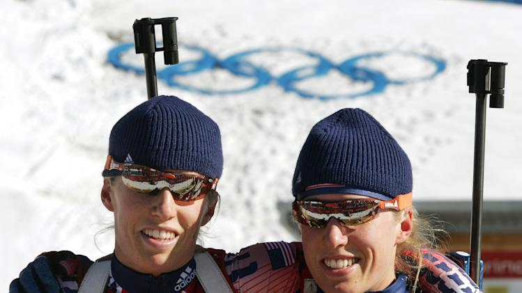 Colorado biathlete gives up Olympic spot for twin