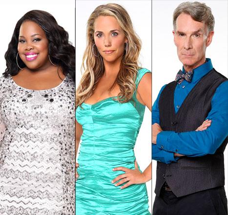Dancing With the Stars Season 17 Premiere Recap: Glee's Amber Riley Sets the Bar