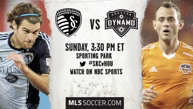 Sporting Kansas City vs. Houston Dynamo | MLS Match Preview