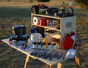 Gourmet camping gear you need for summer