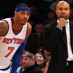 Boomer & Carton: Carmelo says Knicks don't believe they can win