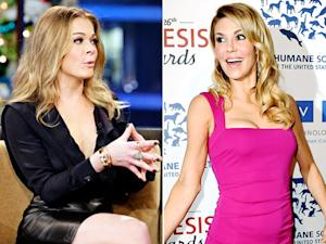 "LeAnn Rimes Slams Brandi Glanville for ""Ridiculous"" Feud Over Stepsons"