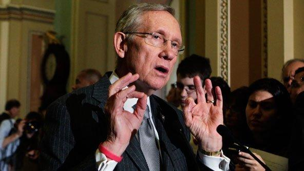 Harry Reid's Silly Ploy to Fight the Hobby Lobby Ruling