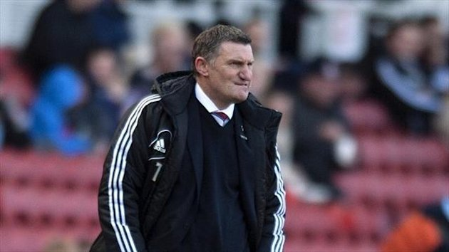 Tony Mowbray saw his Middlesbrough side lose again on the opening day of the season