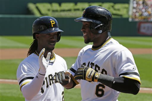 Moore, Espinosa homer, Nationals beat Pirates