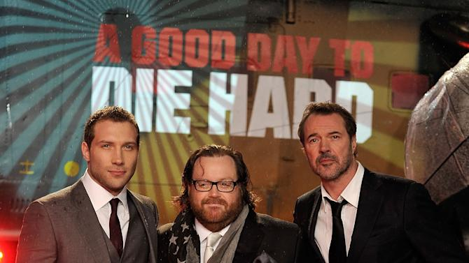 A Good Day To Die Hard - UK Premiere - Red Carpet Arrivals