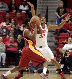Texas Tech rallies past Iowa State for 56-51 win