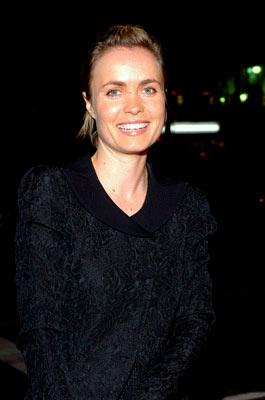 Radha Mitchell at the Hollywood premiere of Warner Bros. Alexander