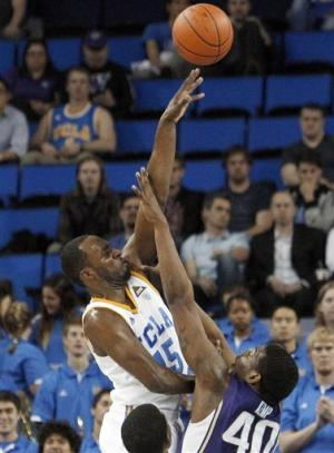 UCLA beats Washington 59-57 on buzzer beater