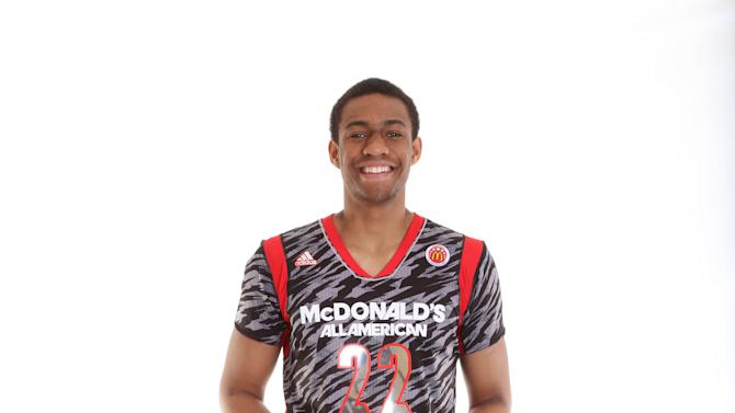 High School Basketball: McDonald's All American Portraits