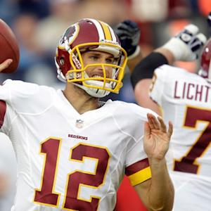 Washington Redskins quarterback Kirk Cousins worth a second-round pick?