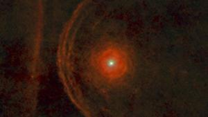 Supergiant Star Betelgeuse to Crash Into Cosmic 'Wall'