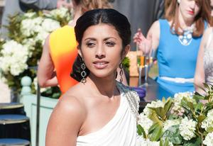 Reshma Shetty | Photo Credits: Ali Goldstein/USA Network