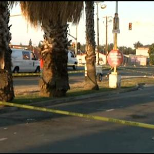 Stockton Police Investigating Shooting Death Near Gas Station