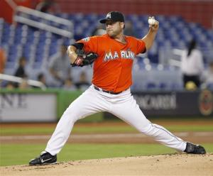 Marlins beat Phillies and Halladay, 9-2