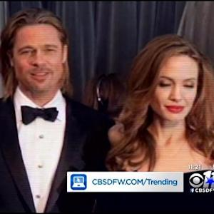 Trending: Angelina Jolie and Brad Pitt Secretly Marry In France
