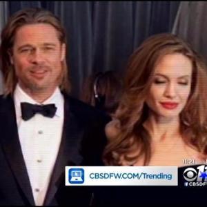 Trending: Angelina Jolie and Brad Pitt Secretly Marry In France
