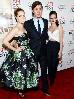 Kristen Stewart, Garrett Hedlund Discuss the Long Road to 'On the Road' at L.A. Premiere
