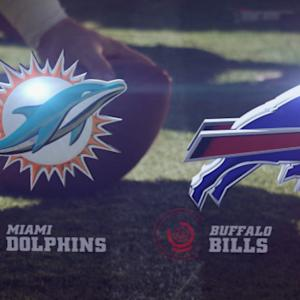 Week 2: Miami Dolphins vs. Buffalo Bills highlights