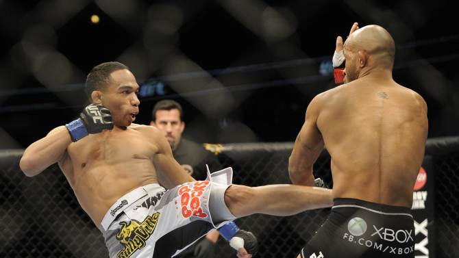 MMA: UFC on FOX 6-Johnson vs Dodson