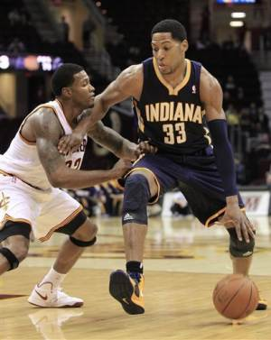 Granger returns to Pacers in win over Cavaliers