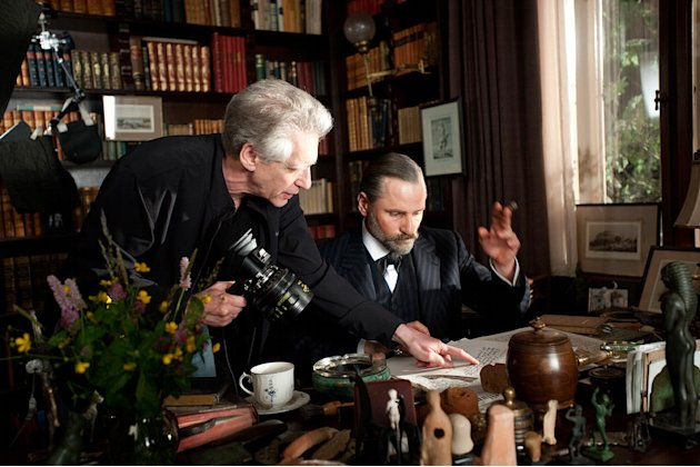 A Dangerous Method 2011 Sony Pictures Classics David Cronenberg Viggo Mortensen