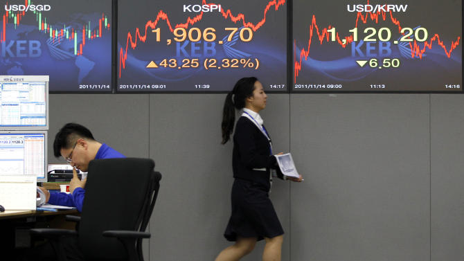 Despite progress in Europe, markets still nervous