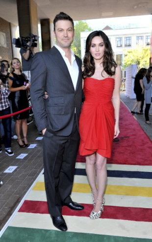 Megan Fox Espera Primer Hijo Dale Rewind Yahoo