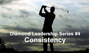 Diamond Leadership Series #4 Consistency image consistency golf1