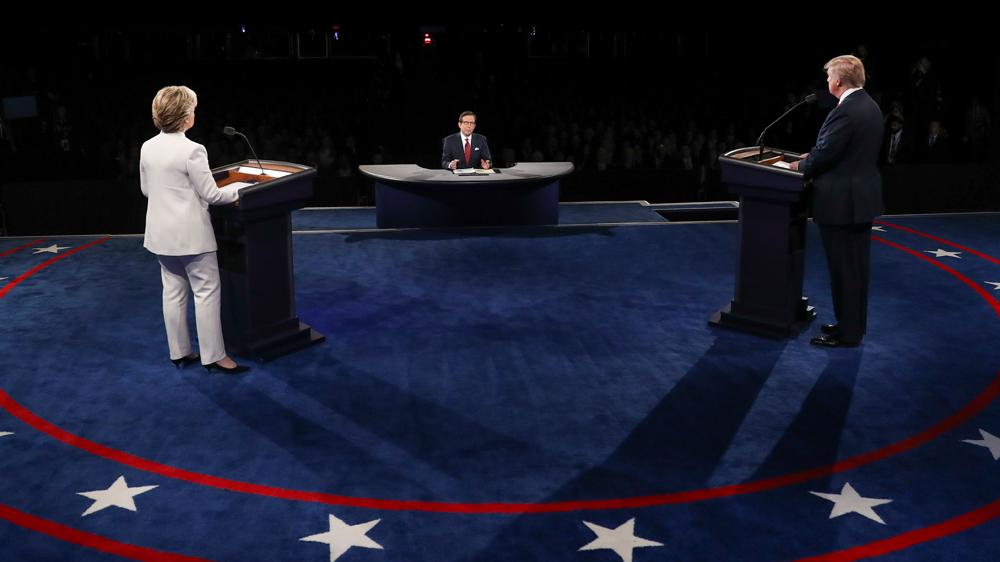 Ratings for Third Donald Trump-Hillary Clinton Debate Up From Round 2