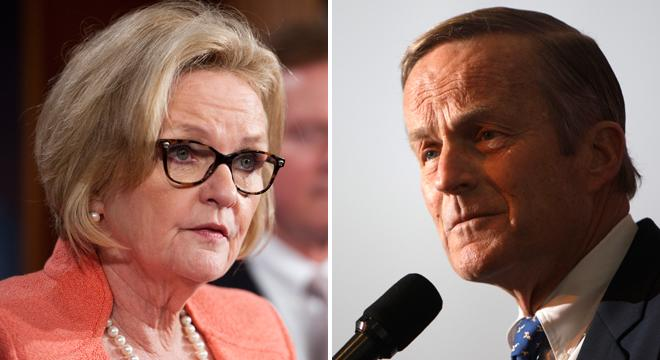No One Wants The Lead In Missouri Senate Race