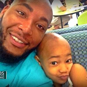 Bengals player Devon Still gives pep talk to sick daughter