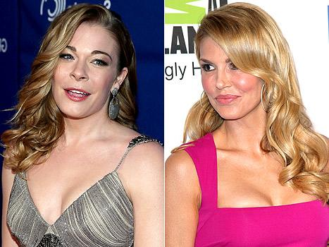 "LeAnn Rimes: Brandi Glanville's Kids Call Me ""Mom"" Sometimes"