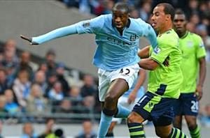 Manchester City's Yaya Toure retains CAF African Player of the Year title