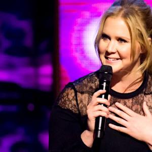 "Preview: Amy Schumer on growing stardom and new movie ""Trainwreck"""