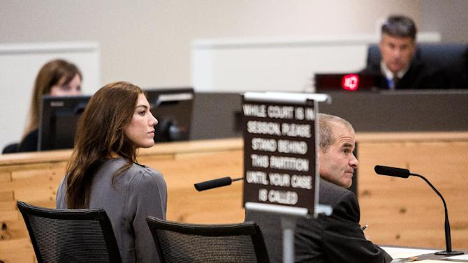 Hope Solo trial date set in assault case