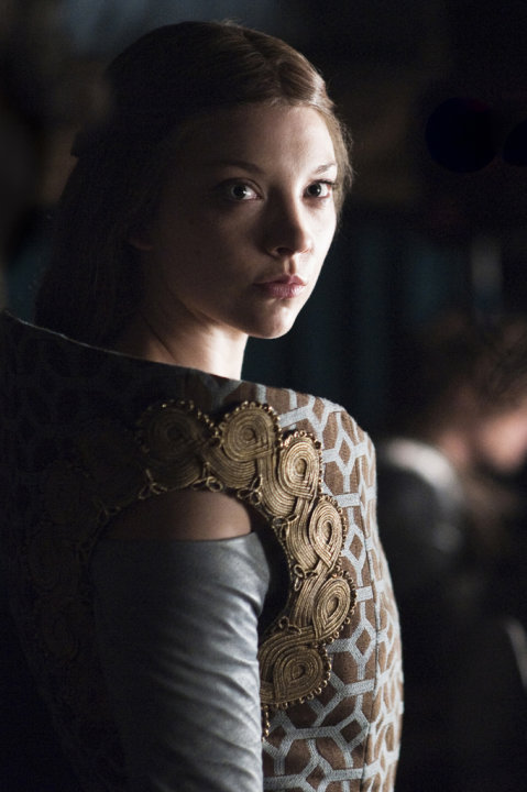 "Natalie Dormer stars as Margaery Tyrell in ""Game of Thrones."""