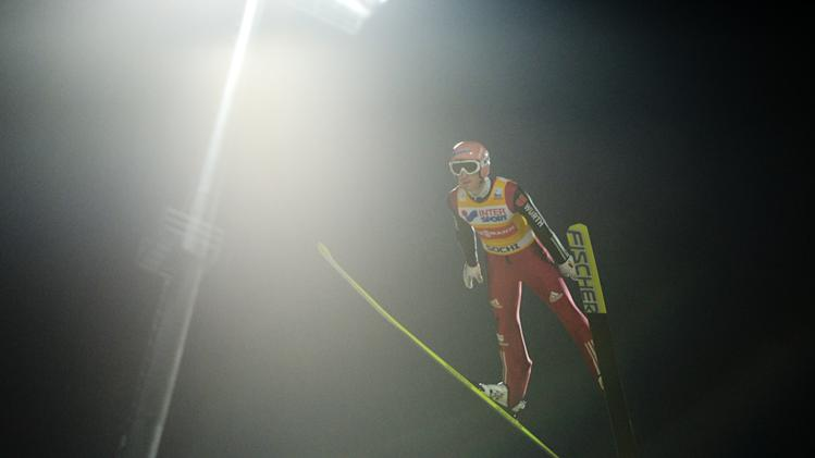 SKI-JUMPING-WORLD