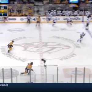 Pittsburgh Penguins at Nashville Predators - 10/25/2014