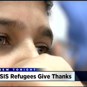 Refugees Fleeing ISIS Come To Sacramento, Give Thanks