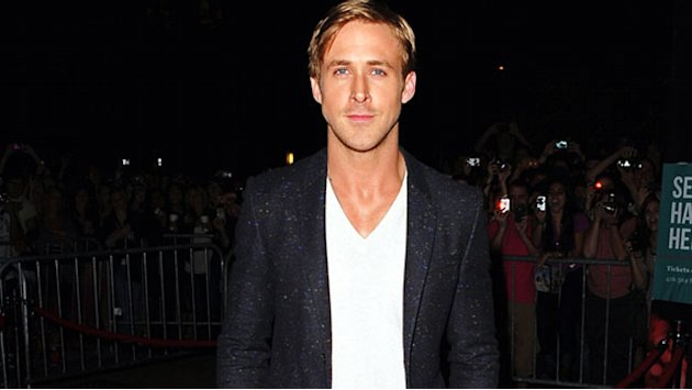 Ryan Gosling Taking a Break …
