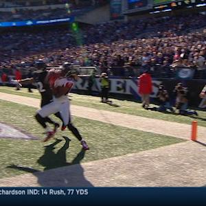 Week 7: Atlanta Falcons wide receiver Roddy White highlights