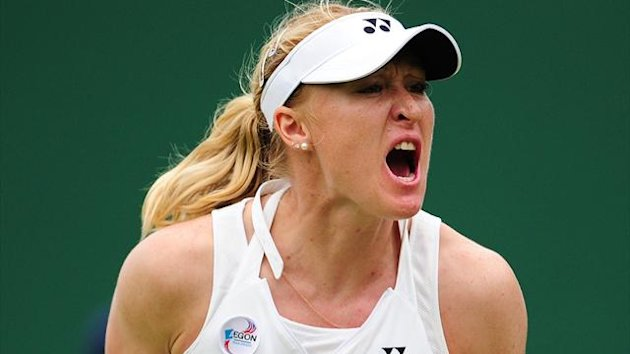 Great Britain's Elena Baltacha (PA Photos)