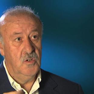 Del Bosque plans trophy assault