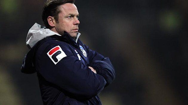 Paul Dickov has been appointed the new Doncaster Rovers manager (PA)